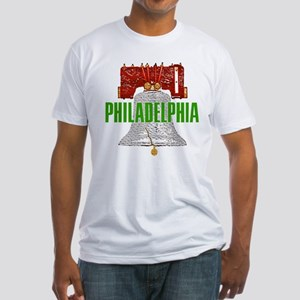 Philadelphia - Fitted T-Shirt