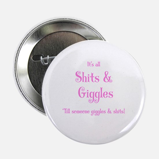 "Cute Humour 2.25"" Button"