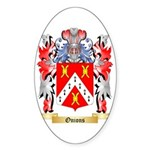 Onions Sticker (Oval 50 pk)