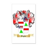 Ongley 20x12 Wall Decal