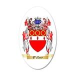 O'Nery 20x12 Oval Wall Decal