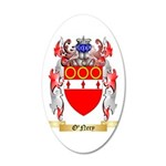 O'Nery 35x21 Oval Wall Decal