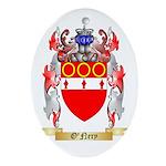 O'Nery Oval Ornament