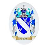 O'Nee Oval Ornament