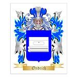 Ondrich Small Poster