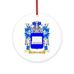 Ondrich Round Ornament