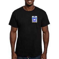 Ondracek Men's Fitted T-Shirt (dark)