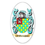O'Murnaghan Sticker (Oval 10 pk)
