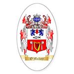 O'Mulvey Sticker (Oval 10 pk)