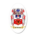 O'Mulvey 20x12 Oval Wall Decal