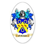 O'Mulhall Sticker (Oval 50 pk)
