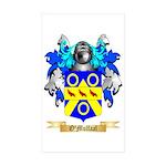 O'Mulfaal Sticker (Rectangle 50 pk)