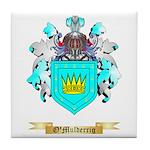 O'Mulderrig Tile Coaster