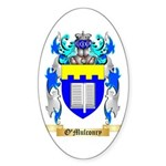 O'Mulconry Sticker (Oval)