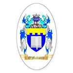 O'Mulconry Sticker (Oval 50 pk)