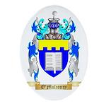O'Mulconry Oval Ornament