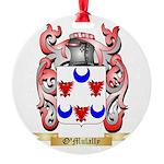 O'Mulally Round Ornament