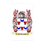 O'Mulally Sticker (Rectangle 50 pk)