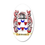 O'Mulally 20x12 Oval Wall Decal