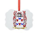 O'Mulally Picture Ornament