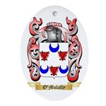 O'Mulally Oval Ornament