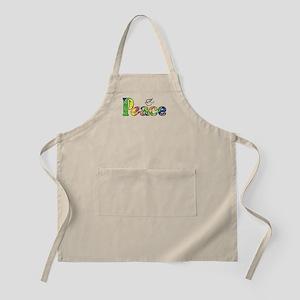 PEACE Apron