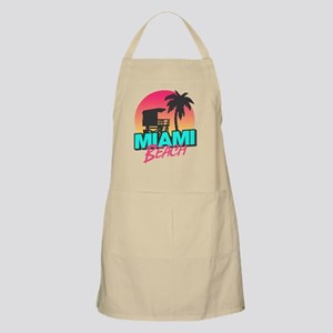 Miami beach Apron