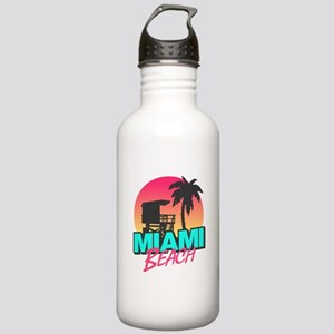 Miami beach Stainless Water Bottle 1.0L