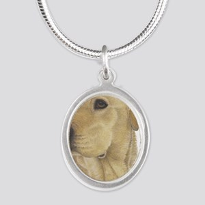 Yellow Lab Necklaces