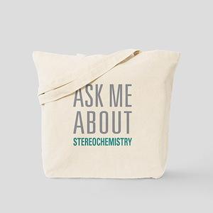 Stereochemistry Tote Bag