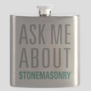 Stonemasonry Flask