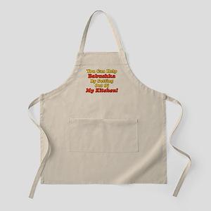 Help Babushka Kitchen Apron