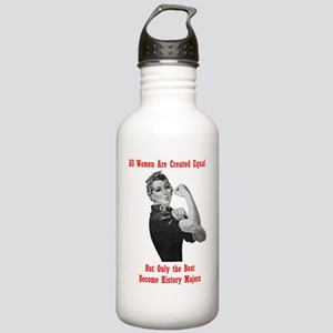Created Equal Water Bottle