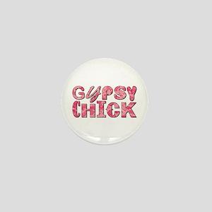 GYPSY CHICK Mini Button