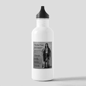 Cherokee Prayers Stainless Water Bottle 1.0L