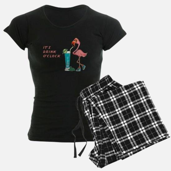 It's Drink O'Clock Pajamas