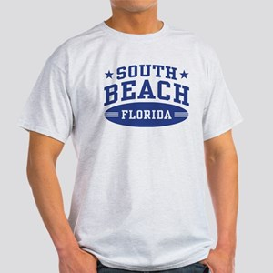 South Beach Florida Light T-Shirt