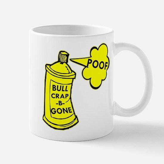 Bull Crap B Gone Spray Mug