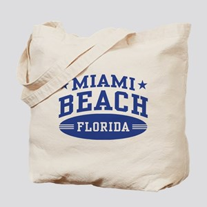 Miami Beach Florida Tote Bag