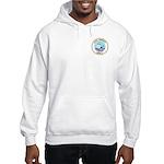 USS Lookout (AGR 2) Hooded Sweatshirt