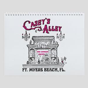 Casey's Alley Wall Calendar