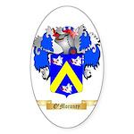 O'Moroney Sticker (Oval 10 pk)