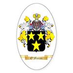 O'Moran Sticker (Oval 50 pk)
