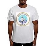 USS Lookout (AGR 2) Light T-Shirt