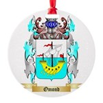 Omond Round Ornament