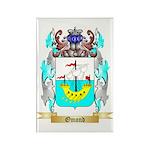 Omond Rectangle Magnet (100 pack)