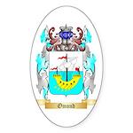 Omond Sticker (Oval 10 pk)