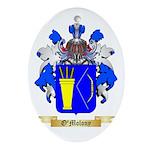 O'Molony Oval Ornament