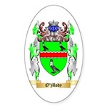 O'Mody Sticker (Oval 50 pk)