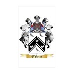 O'Merry Sticker (Rectangle 50 pk)